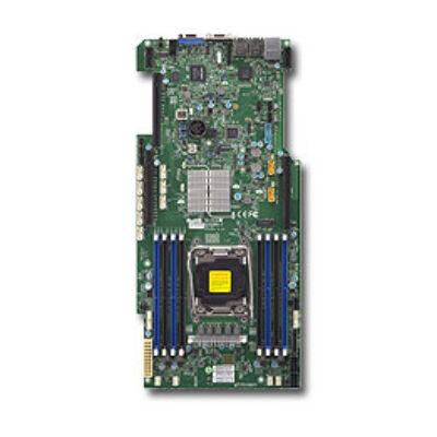 Supermicro Server MB 1xLGA 2011/Prop./2x1Gb LAN X10SRG-F ohne OS - Motherboard - Intel Socket R/2011 (Xeon MP)