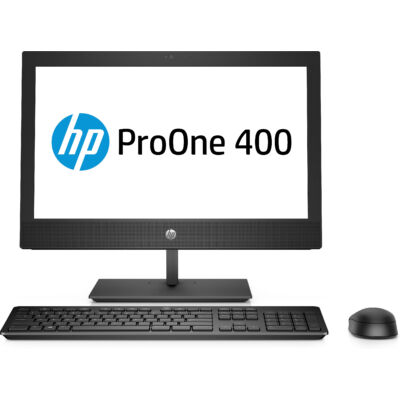 HP ProOne 400 G4 AiO Intel Core i5-8500T - Intel Core i5-8500T (9MB Cache - 2.1GHz)