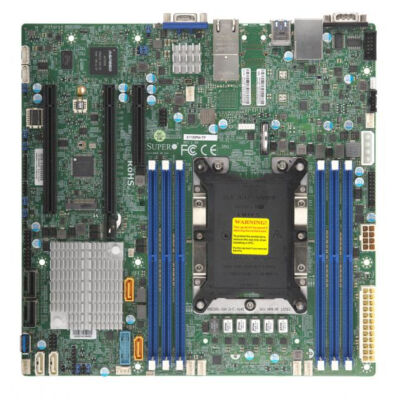 Supermicro 3647 S X11SPM-TF - Motherboard - Intel Socket 3647 (Xeon Phi)