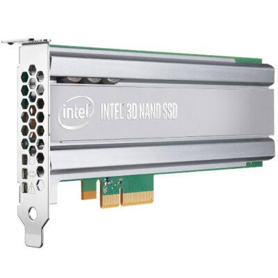 Intel DC P4600 sorozatú, 2,0 TB-os SSD - Solid State Disk - NVMe