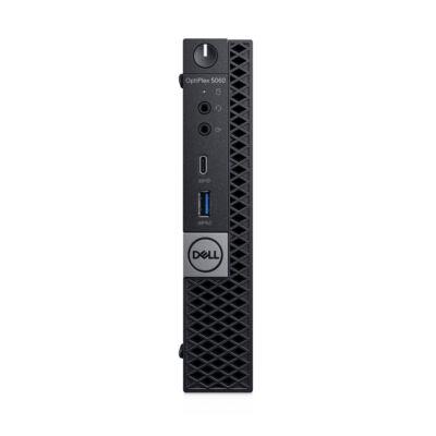 Dell OptiPlex 5060 - Komplettsystem - Core i5 2,1 GHz - RAM: 8 GB DDR4 - HDD: 256 GB Serial ATA - UHD Graphics 600