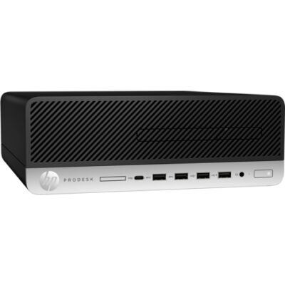 HP Prodesk 600 G4 - Komplettsystem - Core i5 3,1 GHz - RAM: 8 GB DDR4 - HDD: 256 GB NVMe - UHD Graphics 600