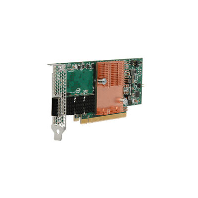 Supermicro Add-on Card AOC-SHFI-i1C - QSFP28 - 100 Gbps