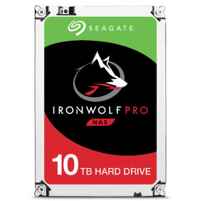 Seagate IronWolf Pro ST10000NE0004 - 10T - Hdd - soros ATA