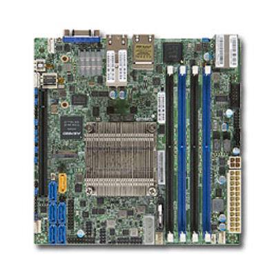 Supermicro X10SDV-16C-TLN4F retail - Intel Xeon D-1587 - Single socket FCBGA 1667