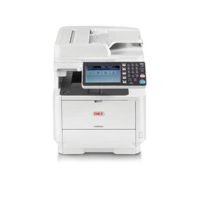 OKI MB562dnw - LED - Monodruck - 1200 x 1200 DPI - 530 Blätter - A4 - Schwarz - Weiß