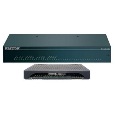 Inalp Patton SN5551/2BIS2JS4VHP/EUI - 10,100,1000 Mbit/s - 10 W - 100 - 240 V - 0 - 40 °C - 0 - 90% - Schwarz