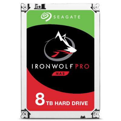 Seagate IronWolf Pro Festplatte - 8 TB ST8000NE0004 - Hdd - Serial ATA