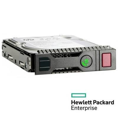 "Hewlett Packard Enterprise 765453-B21 hard disk drive 1 TB, 6 Gb/s, SATA, 7200, 6.35 cm (2.5 "") , 512e SC, HDD  765453-B21"