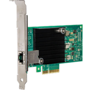 Intel X550-T1 10Gigabit Ethernet Card for Server - PCI Express 3.0 x16 - Network Card - PCI-Express