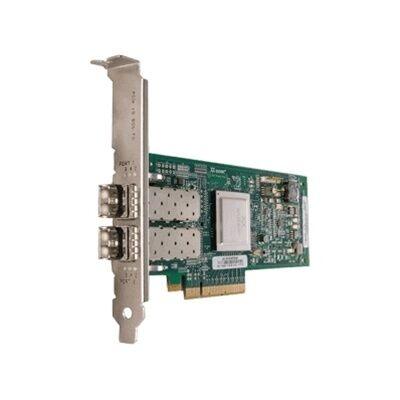 QLogic QLE-2562 8Gb kétportos FC HBA PCI-e - Hálózati kártya - PCI-Express