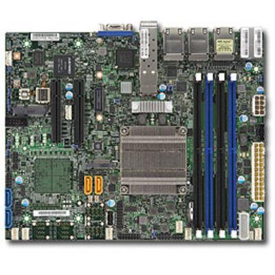 Supermicro X10SDV-TP8F - Motherboard - FlexATX - Intel Xeon D-1518 - USB 3.0 - 2 x 10 Gigabit - Motherboard - Intel Slot 1/242 (P2/P3)