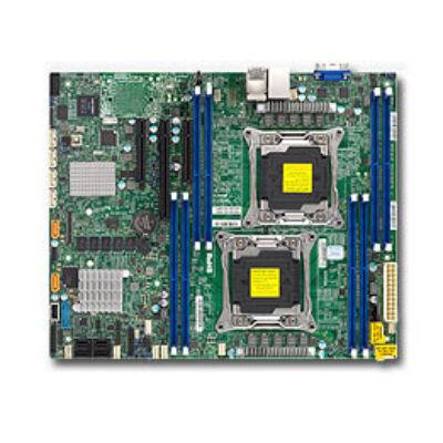 Supermicro 2011 D X10DRL-C - Motherboard - Intel Socket R/2011 (Xeon MP)
