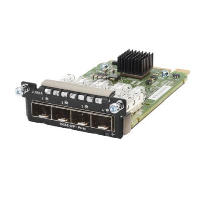 HP Enterprise Aruba - Erweiterungsmodul - 10 Gigabit SFP+ x 4
