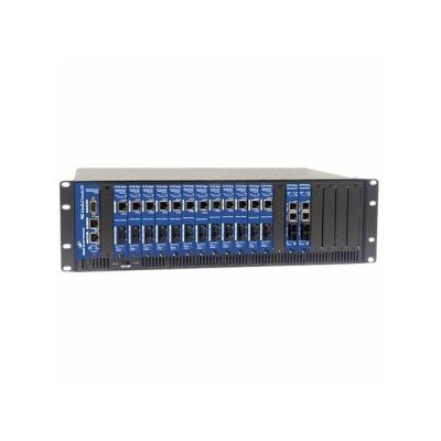 "850-10960-2AC SNMP-Manageable Chassis  for ""iMcV"" Series Modular Media Converters"