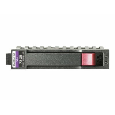 HP 2.5 HDD SAS Hot-Plug 900GB 10000rpm 6G Dual Port SFF