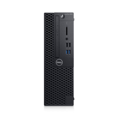 Dell OptiPlex 3060 SFF - Thin Client - Core i3 3,6 GHz - RAM: 8 GB DDR4 - HDD: 256 GB Serial ATA - UHD Graphics 600