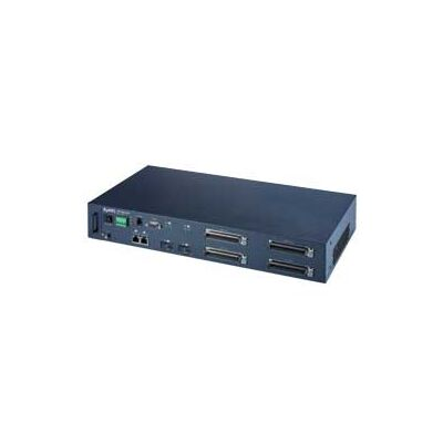 91-004-629001B ZyXEL IES-1248-51A Ethernet LAN ADSL Black wired router
