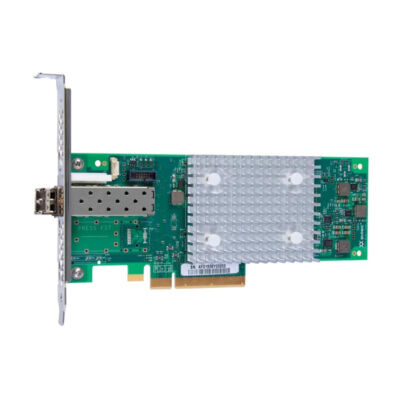 Lenovo QLogic 16Gb FC Single-Port HBA (Enhanced Gen 5) - Hostbus-Adapter - PCIe 3.0 x8 Low Profile