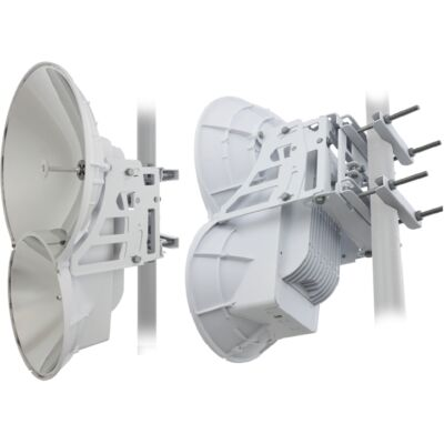 Ubiquiti Networks airFiber 24 UbiQuiti Networks airFiber24HD Sector antenna 40dBi network antenna 24 GHz Full Duplex Point-to-Point 2 Gbps Radio, 20+ km