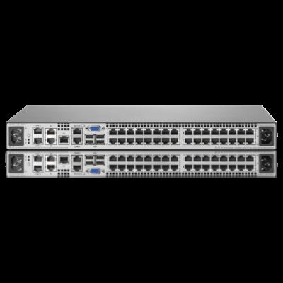 Hewlett Packard Enterprise AF622A KVM switch  4x1Ex32 KVM IP Console Switch G2  AF622