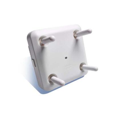AIR-AP2802E-E-K9 Cisco Aironet 2802E - Radio access point Cisco AIR-AP2802E-E-K9 5200Mbit/s Power over Ethernet (PoE) White WLAN access point