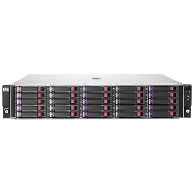 HP M6625 2.5-inch SAS Drive Enclosure  Hewlett Packard Enterprise StorageWorks M6625 AJ840A