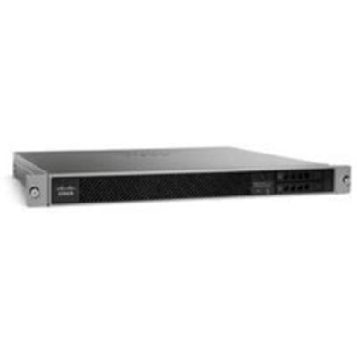 ASA5515-FPWR-K9 Cisco ASA 5515-X - Security appliance Cisco ASA 5515-X - Security appliance - 6 ports - GigE - 1U - rack-mountable - with FirePOWER Services