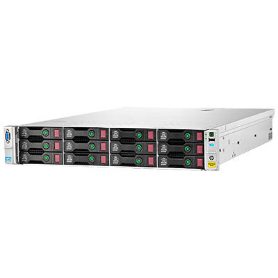 B7E26B HP Enterprise StoreVirtual 4530 - Hard drive array     7.2 TB 12 bays (SAS-2) HDD 600 GB x 12 iSCSI (1 GbE) iSCSI (10 GbE) (external) rack-mountable 2U