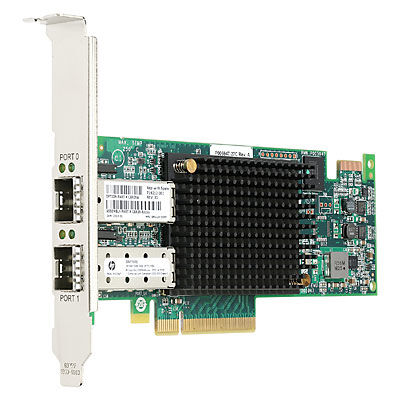 C8R39A HP Enterprise StoreFabric SN1100E - Gazdabusz-adapter