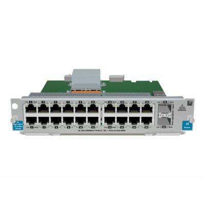 HP 20-port Gig-T / 2-port SFP+ v2 zl Module J9548A HP