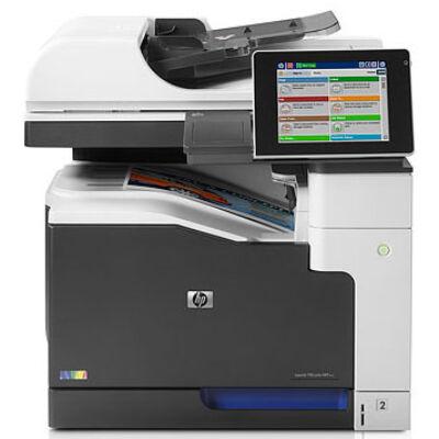 HP LaserJet M775dn, lézer, színes, színes, színes, nyomtatott, kék, cián, bíborvörös, sárga CC522A