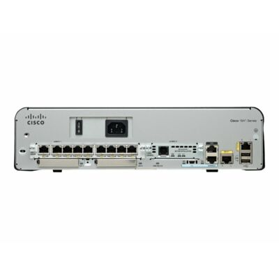 CISCO1941/K9 Cisco 1941 Ethernet LAN Silver wired router