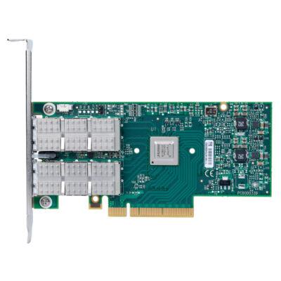 ConnectX®-3 VPI NIC, 2xQSFP, FDR IB (56Gb/s), 40GbE