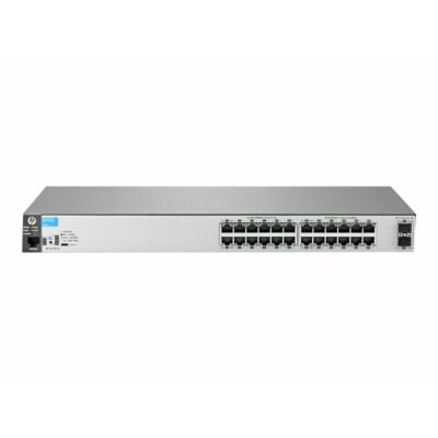HP 2530-24G-2SFP+ Switch Hewlett Packard Enterprise 2530-24G-2SFP+ (J9856A)