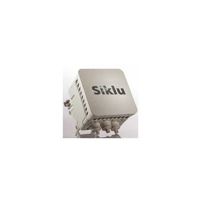 Siklu EtherHaul-500TX 57-64GHz TDD PoE ODU with Intergated Antenna. 100Mbps aggregated, upgradable to 200Mbps EH-500TX-ODU-POE