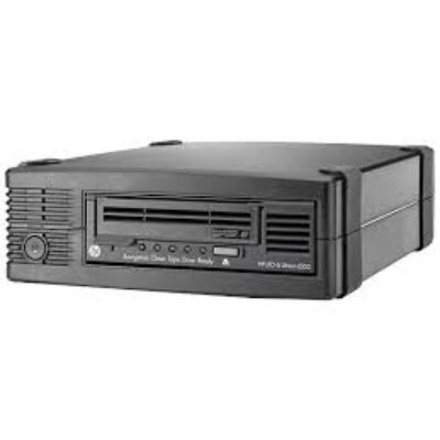 EH970A Hewlett Packard Enterprise StoreEver LTO-6 Ultrium 6250 LTO tape drive  6.25TB, 2.5:1, 1.45 TB/h, Buffer 512MB, 6 Gb/s SAS, 8000 g, Black