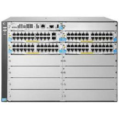 HP J9825A Hewlett Packard Enterprise 5412R-92G-PoE+/2SFP+ v2 zl2 Managed Gigabit Ethernet (10/100/1000) Power over Ethernet (PoE) Grey Search similar products