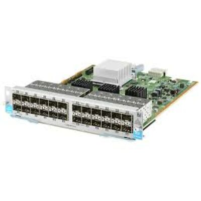 HP 24-port 1GbE SFP MACsec v3 zl2 Module J9988A