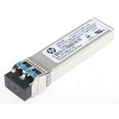 Hewlett Packard Enterprise JD094B. Interface type: SFP+, Transfer rate (Mbps): 10000 Mbit/s, Fiber optic connector: LC  HP X130 SFP+ LC LR Transceiver  JD094B