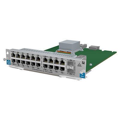 JH180A HP Enterprise Expansion module - QSFP+ x 2 + 10 Gigabit SFP+ x 24