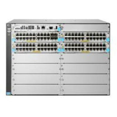 HP JL001A 5412R 92GT PoE+ and 4-port SFP+ (No PSU) v3 zl2 Switch