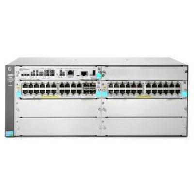 HP 5406R 44GT PoE+ and 4-port SFP+ (No PSU) v3 zl2 Switch JL003A