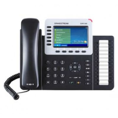 GRANDSTREAM GXP2160 HD Executive 6-line IP HD Phone with EHS support