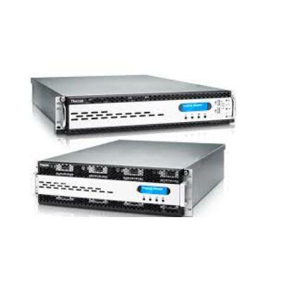 Thecus N12850 2U 12BAY 3.4GHZ 4X GBE NAS Rack (2U) Ethernet LAN Black,Silver N12850