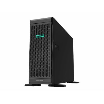 "P21788-421 HP Enterprise ProLiant ML350 Gen10 Base      Server tower 4U 2-way 1 x Xeon Silver 4210R / 2.4 GHz RAM 16 GB SAS hot-swap 2.5"" bay(s) no HDD GigE"