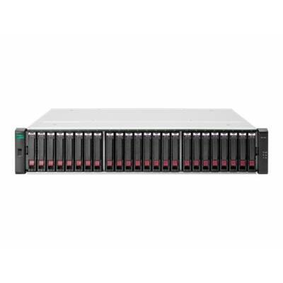 Q0F73A HP Enterprise Modular Smart Array 2042 SAS Dual Controller with Mainstream Endurance Solid State Drives SFF Storage