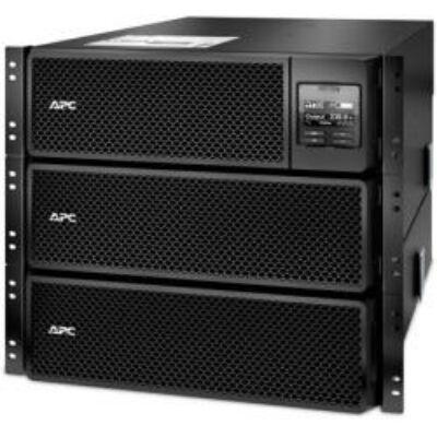 APC Smart-UPS On-Line Double-conversion (Online) 10000VA Rackmount Black Smart-UPS SRT 10000VA RM 230V  SRT10KRMXLI