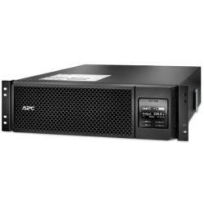 APC Smart-UPS On-Line Double-conversion (Online) 5000VA Rackmount Black Smart-UPS SRT 5000VA RM 230V SRT5KRMXLI