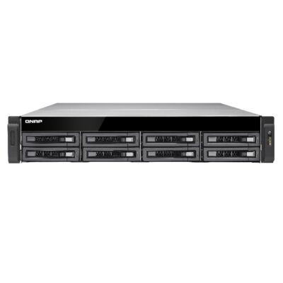 TS-EC880U-E3-4GE-R2 QNAP TS-EC880U-R2 - NAS server